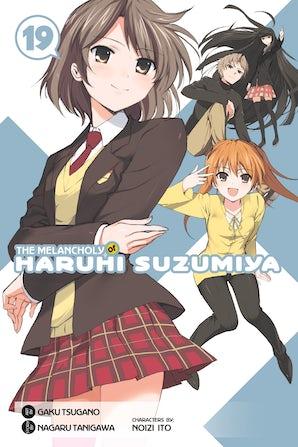 The Melancholy of Haruhi Suzumiya, Vol. 19 (Manga)