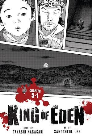 King of Eden, Chapter 5-1
