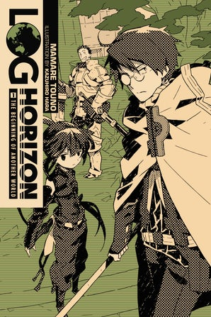 log-horizon-vol-1-light-novel