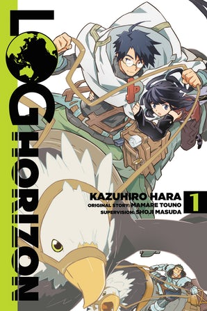 log-horizon-vol-1-manga