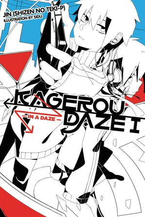 Kagerou Daze, Vol. 1 (light novel)