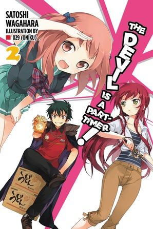 the-devil-is-a-part-timer-vol-2-light-novel