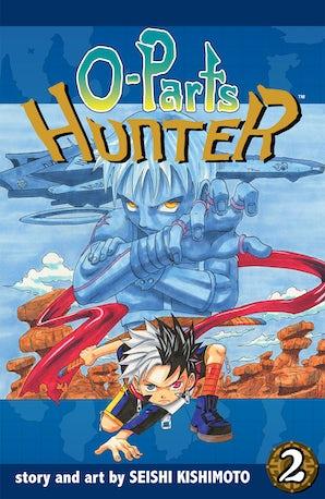 O-Parts Hunter, Vol  2 | Yen Press