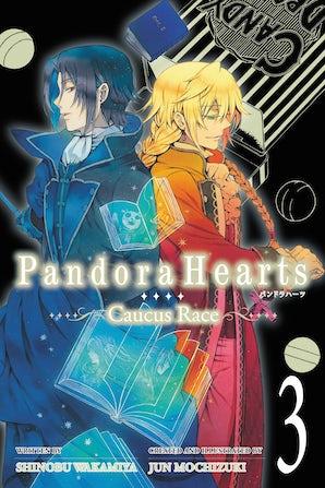 PandoraHearts ~Caucus Race~, Vol. 3 (light novel)