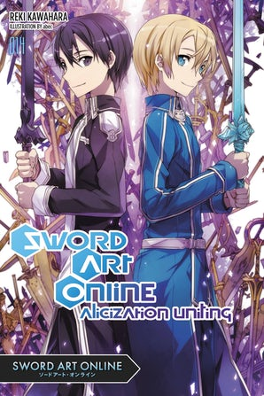 Sword Art Online 14 (light novel)
