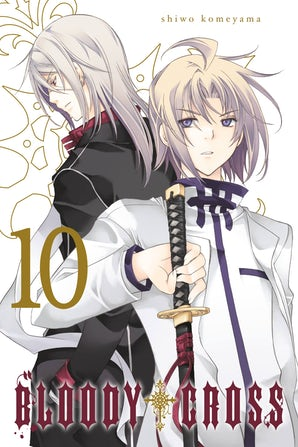 Bloody Cross, Vol. 10