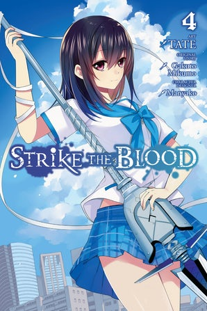 Strike the Blood, Vol. 4 (manga)
