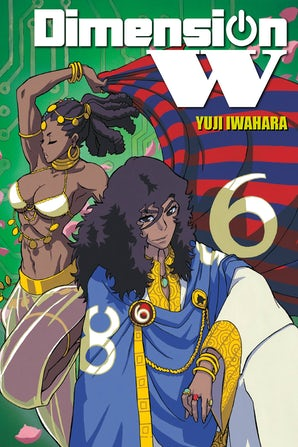 Dimension W, Vol. 6