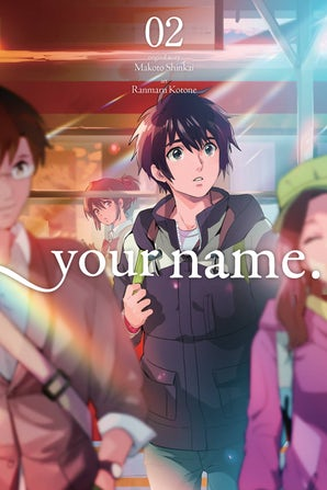 your name., Vol. 2 (manga)