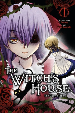 The Witch's House: The Diary of Ellen, Chapter 1