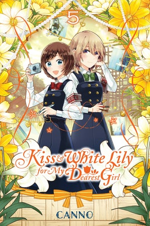 kiss-and-white-lily-for-my-dearest-girl-vol-5