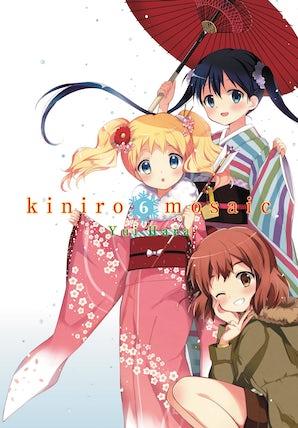 Kiniro Mosaic, Vol. 6