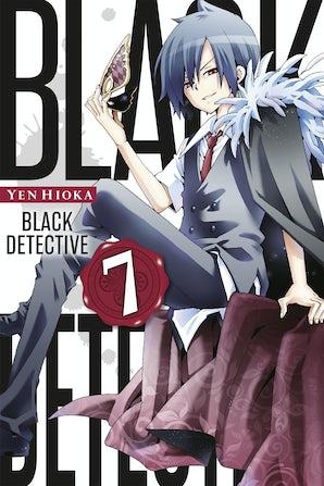 Black Detective, Vol. 7