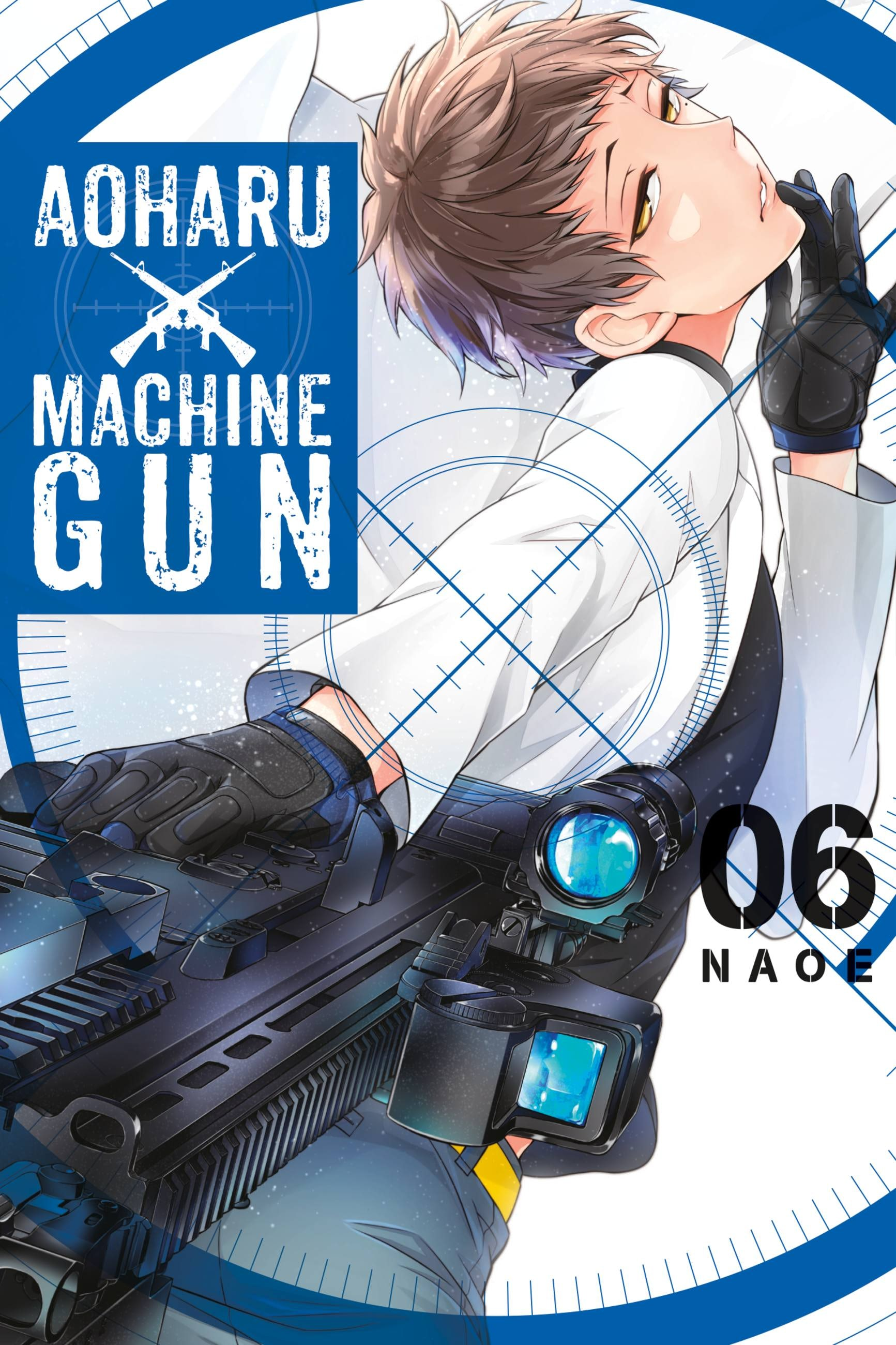Aoharu X Machinegun 14 Vol