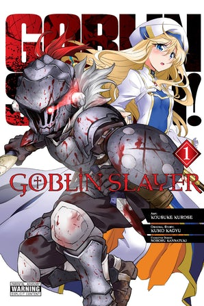 Goblin Slayer, Vol. 1 (manga)