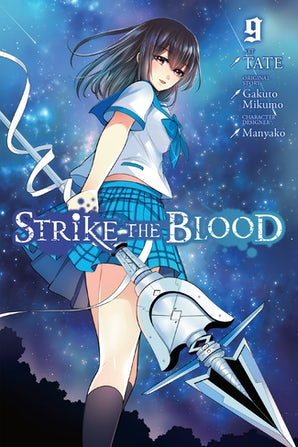 Strike the Blood, Vol. 9 (manga)