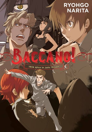 Baccano!, Vol. 8 (light novel)