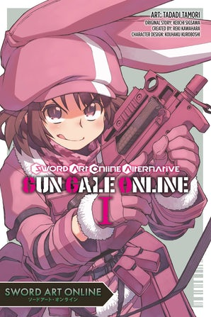 Sword Art Online Alternative Gun Gale Online, Vol. 1 (manga)
