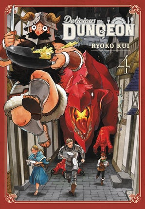 delicious-in-dungeon-vol-4