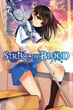 Strike the Blood, Vol. 7 (manga)