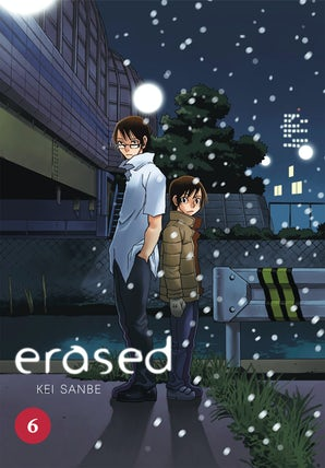 Erased, Vol. 6