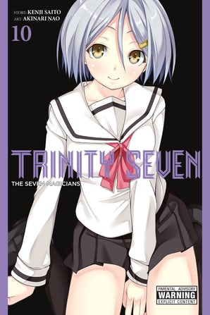 Trinity Seven, Vol. 10