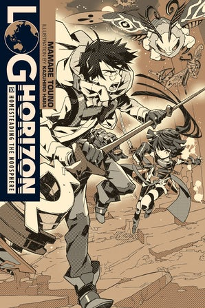 Log Horizon, Vol. 10 (light novel)