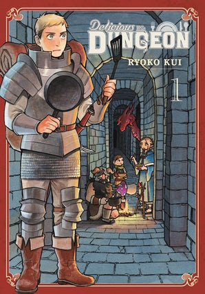 delicious-in-dungeon-vol-1