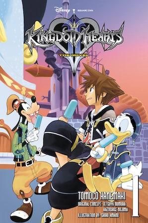 Kingdom Hearts II: The Novel, Vol. 1 (light novel)