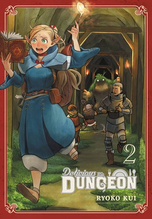 delicious-in-dungeon-vol-2