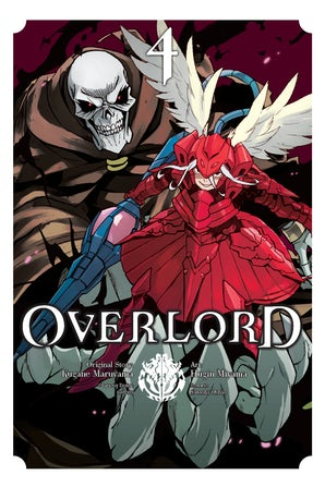 Overlord, Vol  9 (light novel) | Yen Press