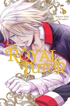 The Royal Tutor, Vol. 5