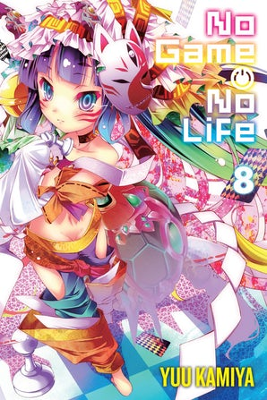 No Game No Life, Vol. 8 (light novel)