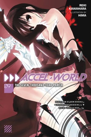 Accel World, Vol. 9 (light novel)