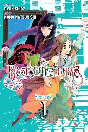Rose Guns Days Season 2, Vol. 1
