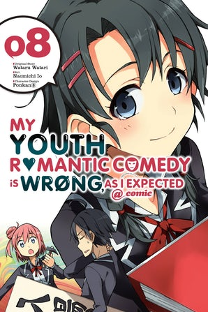 my-youth-romantic-comedy-is-wrong-as-i-expected-comic-vol-8-manga