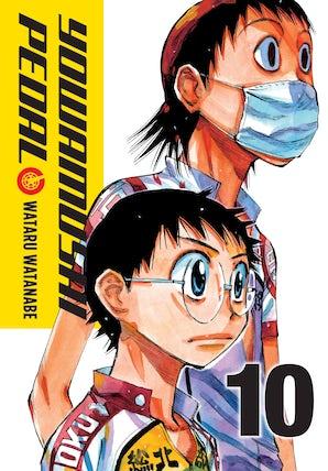 Yowamushi Pedal, Vol. 10
