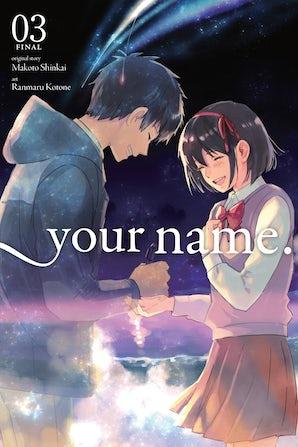 your name., Vol. 3 (manga)