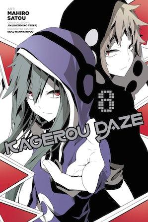 Kagerou Daze, Vol. 8 (manga)