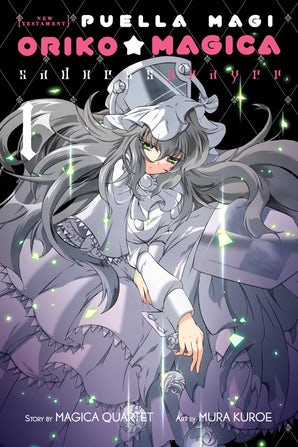 Puella Magi Oriko Magica: Sadness Prayer, Vol. 1