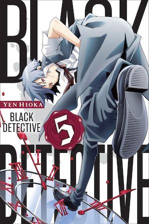 Black Detective, Vol. 5