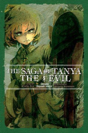 The Saga of Tanya the Evil, Vol. 5 (light novel)