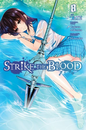 Strike the Blood, Vol. 8 (manga)