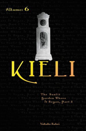 Kieli, Vol. 6 (light novel)