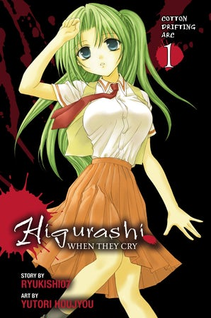 Higurashi When They Cry: Cotton Drifting Arc, Vol. 1