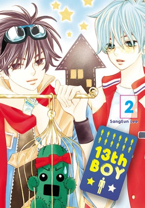 13th Boy, Vol. 2