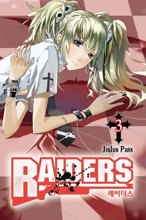 Raiders, Vol. 3