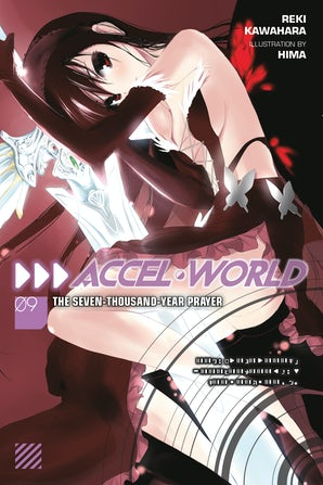 Accel World, Vol. 9 (light novel)