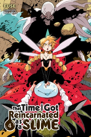 that-time-i-got-reincarnated-as-a-slime-vol-4-light-novel