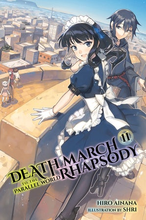 death-march-to-the-parallel-world-rhapsody-vol-11-light-novel